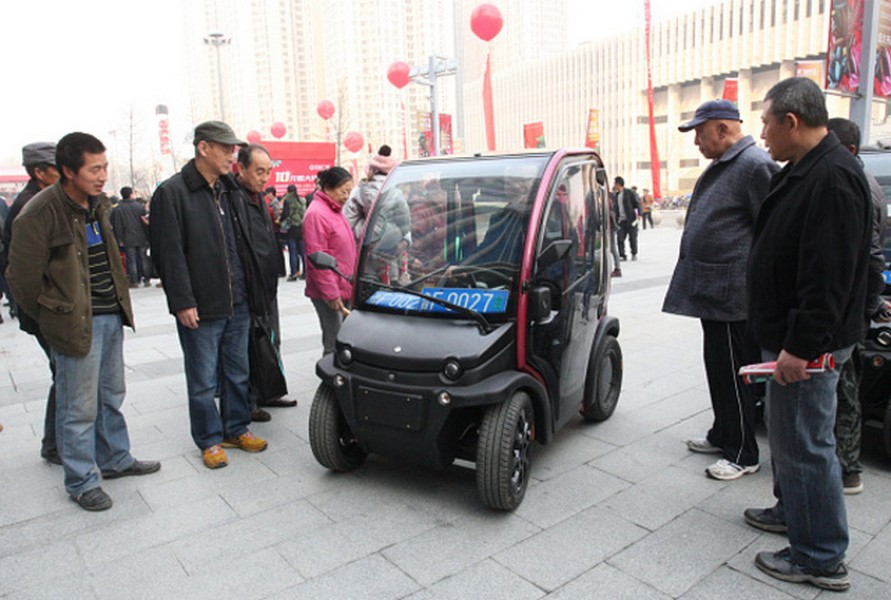 Light Electric Vehicle in China