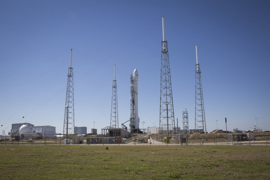 SpaceX SES 9 Launch rescheduled for Friday