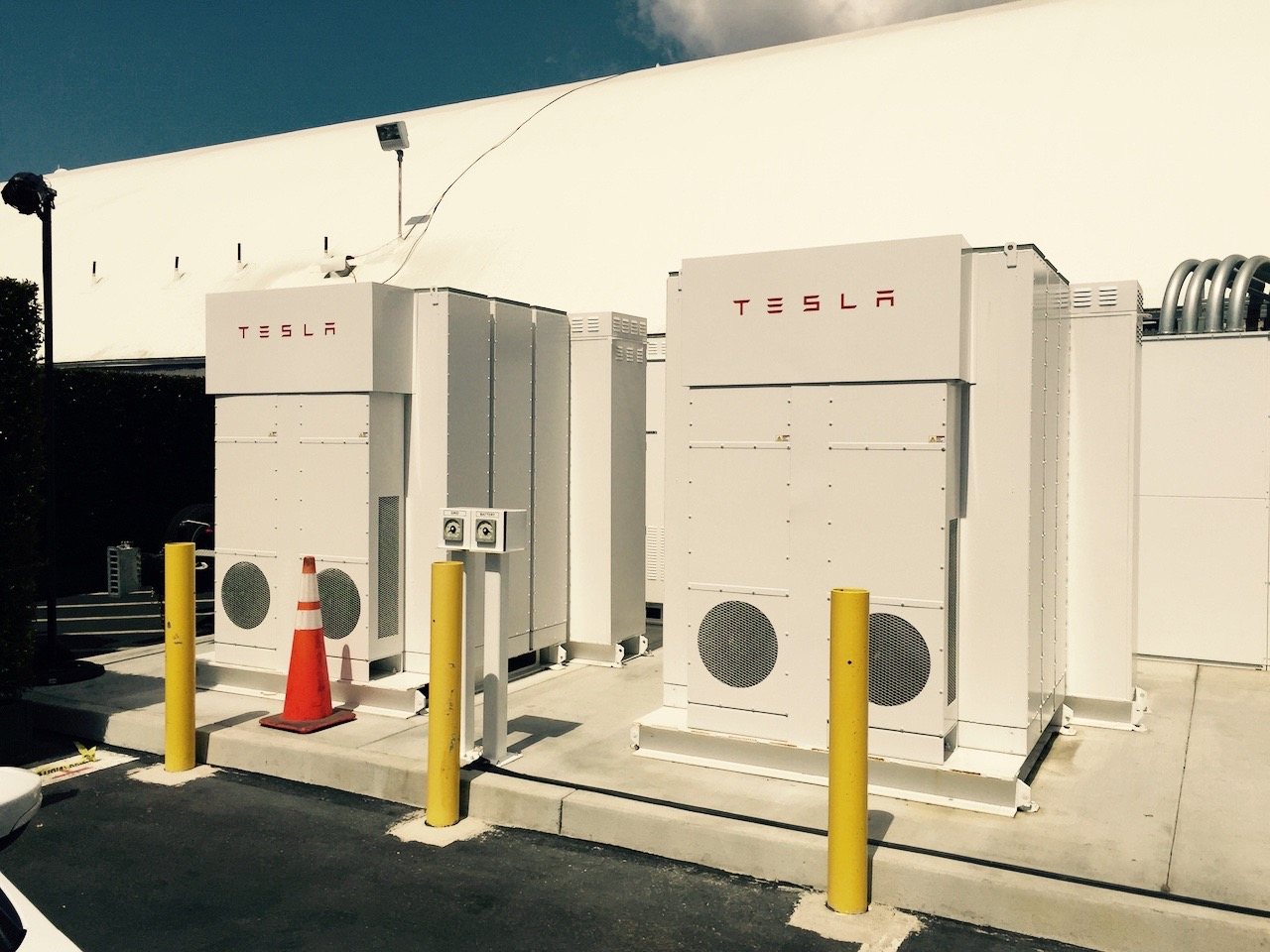 Tesla Energy Powerpack