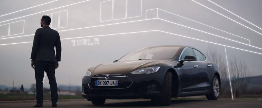 Tesla Factory In Alsace