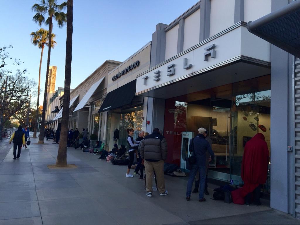 Santa Monica-3rd Street Promenade
