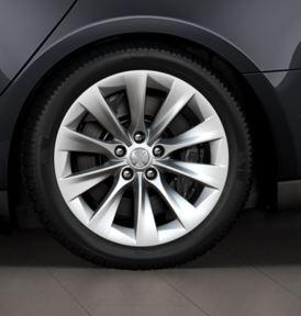 "Tesla 19"" Slipstream Wheel"