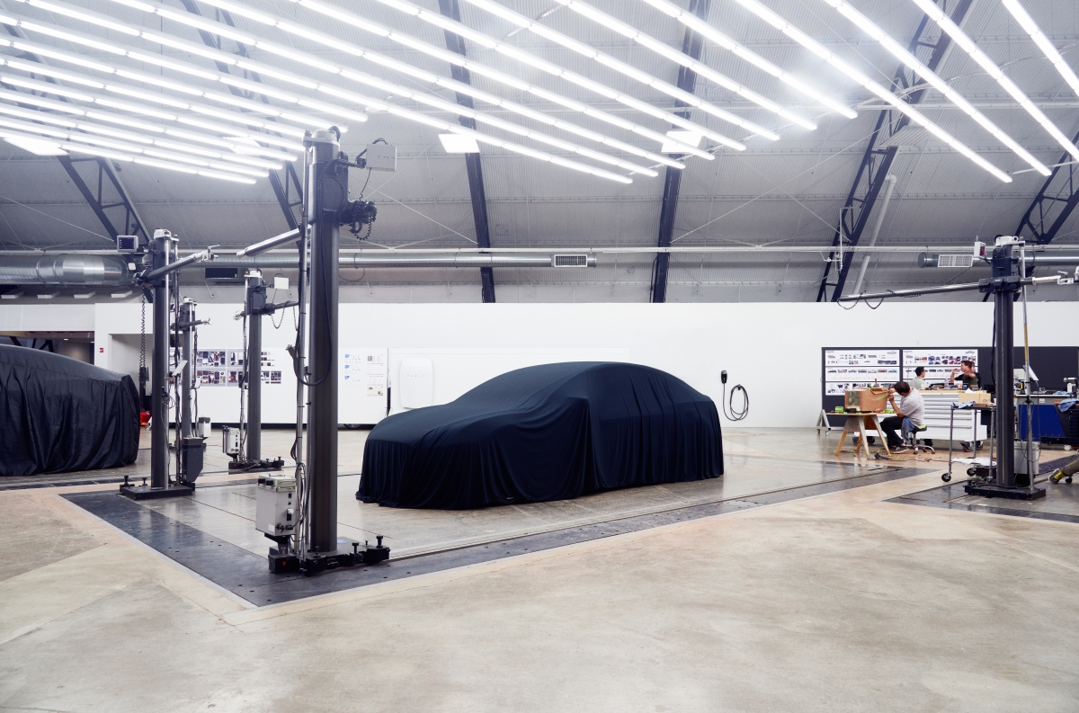Wired Reveals First Glimpse of Tesla Model 3 Under Wraps