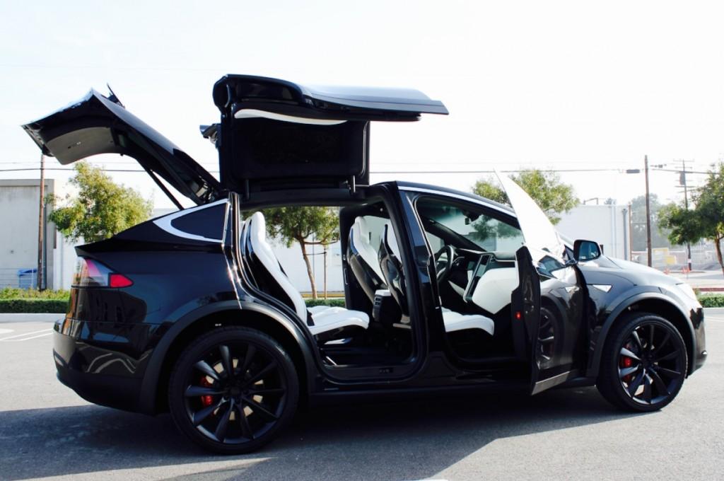 Black-Model-X-Falcon-Doors-Open-Side