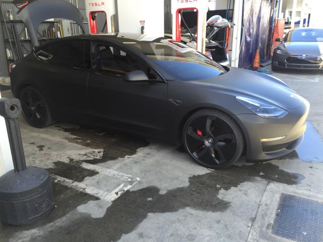 Matte-Black-Model-3-Supercharger-2