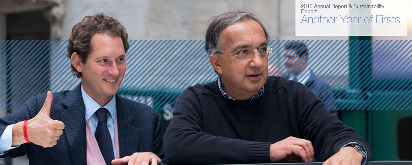 Sergio Marchionne via FCA