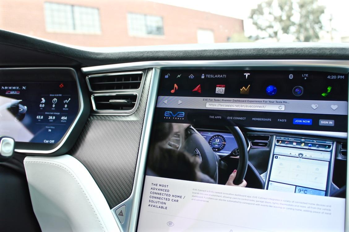Eve For Tesla Brings Smart Home Integration To The Model S