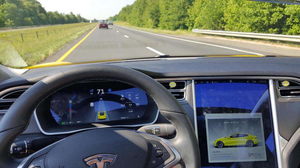 Jason-Hughes-wk057-Yellow-Tesla-Model-S-Autopilot
