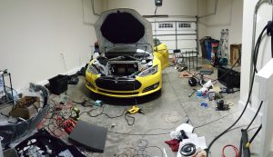 Jason-Hughes-wk057-Yellow-Tesla-Model-S-Garage