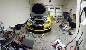 Jason-Hughes-wk057-Yellow-Tesla-Model-S-Garage