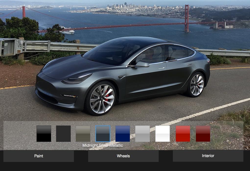 Model 3 Design Studio