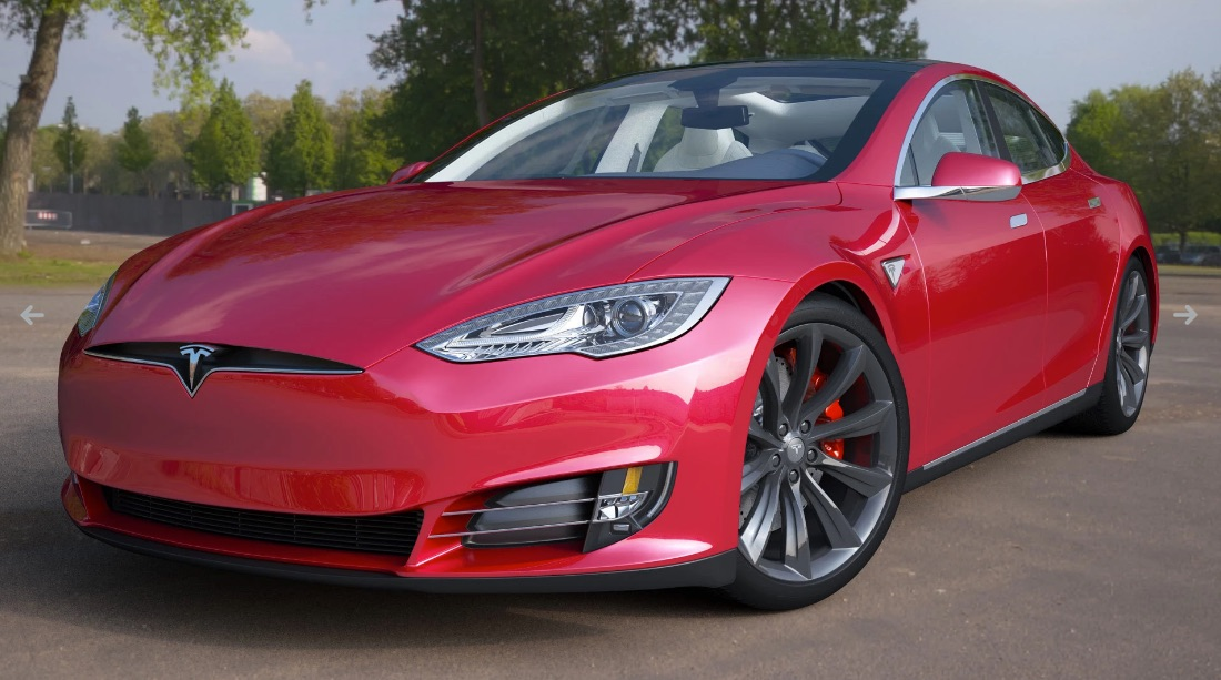 Karstyle Gives The Old Model S Nose Cone A Refreshed Facelift