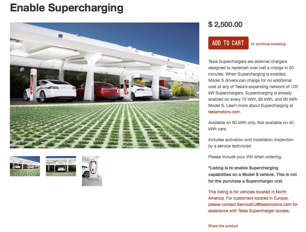 Supercharger Upgrade