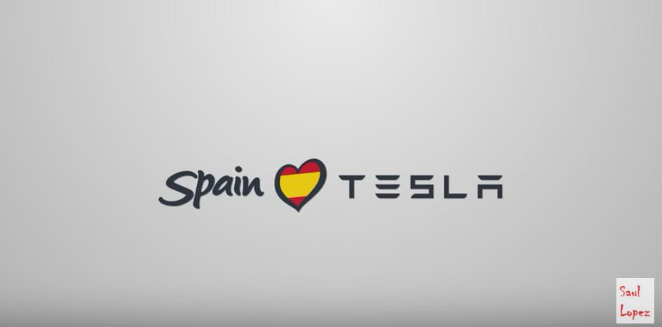 Spain Loves Tesla video