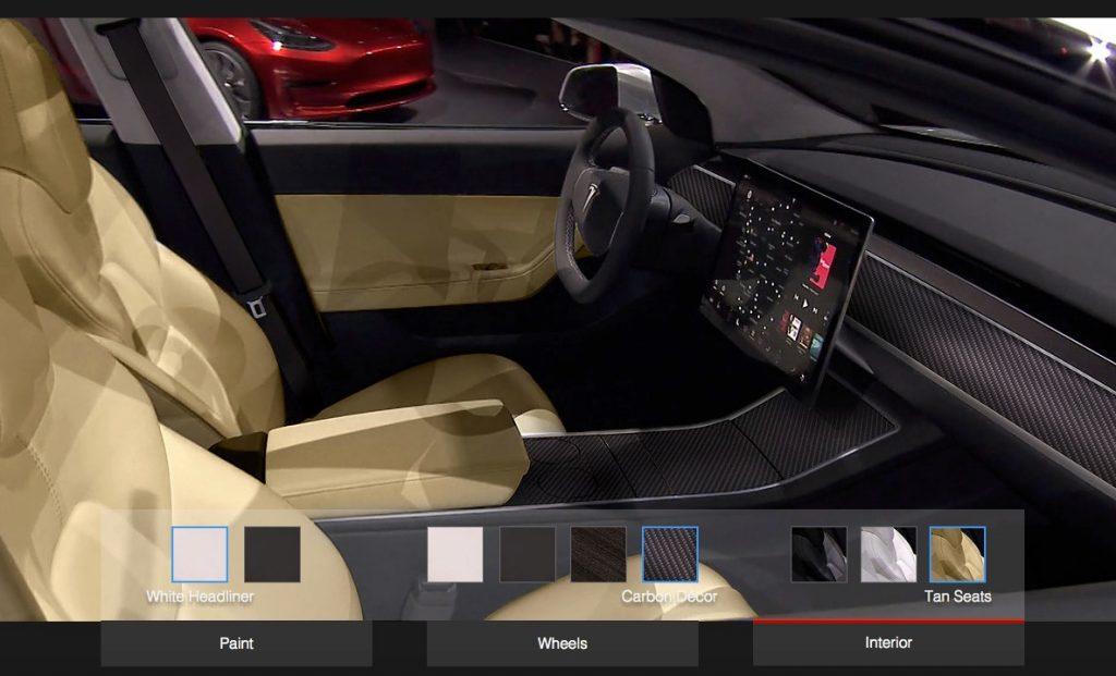 Unofficial-Model-3-Design-Studio-Interior-Config