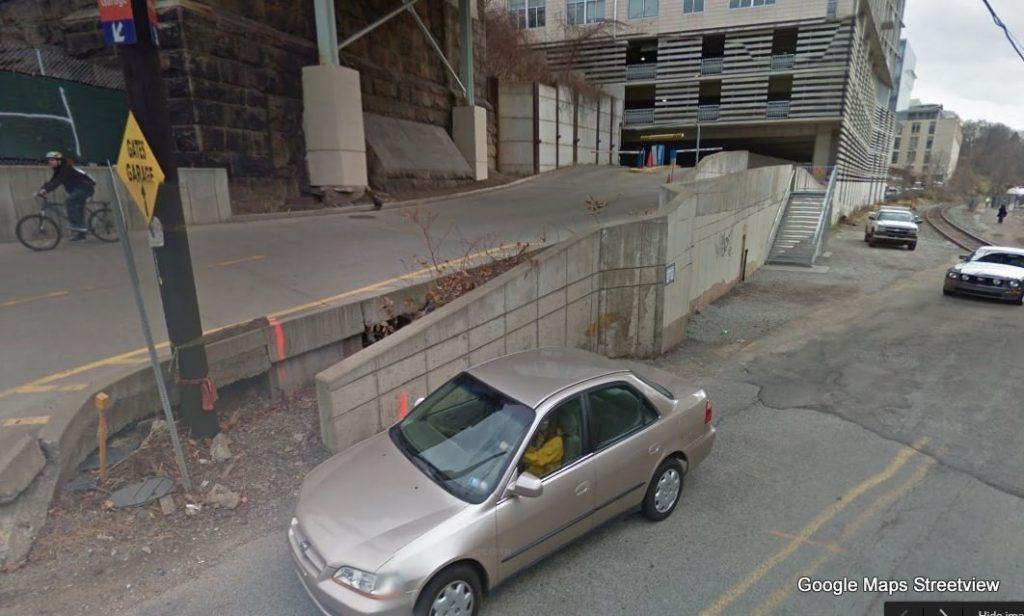 1-cic garage outside wall