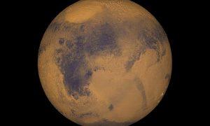 Mars - Credit: NASA on The Commons