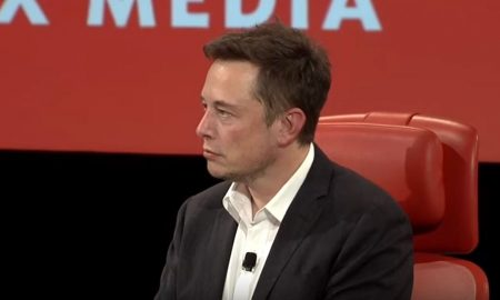 Elon Musk at Code Conference