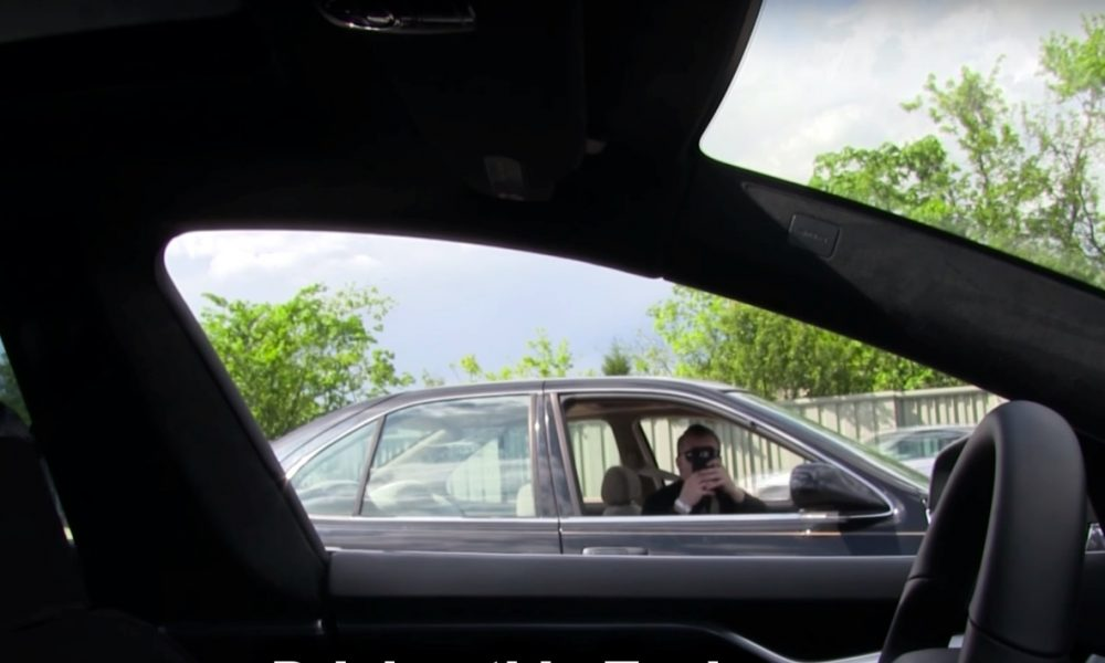 Tesla Invisible Driver Prank Is A Foreshadow Of Our