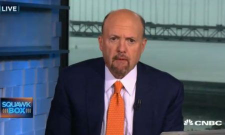 JIm Cramer on Tesla SolarCity deal