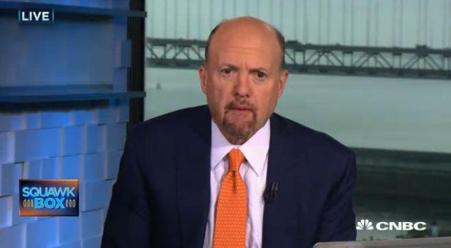 Jim Cramer CNBC Squawk Box
