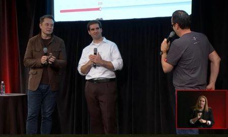 Elon Musk annual meeting 2016