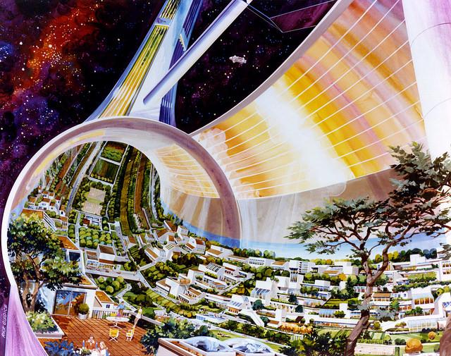 NASA_Torus-Colony