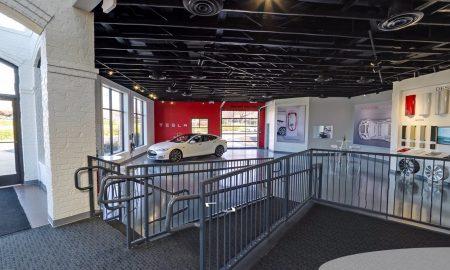 Nashville, TN Tesla Service Center
