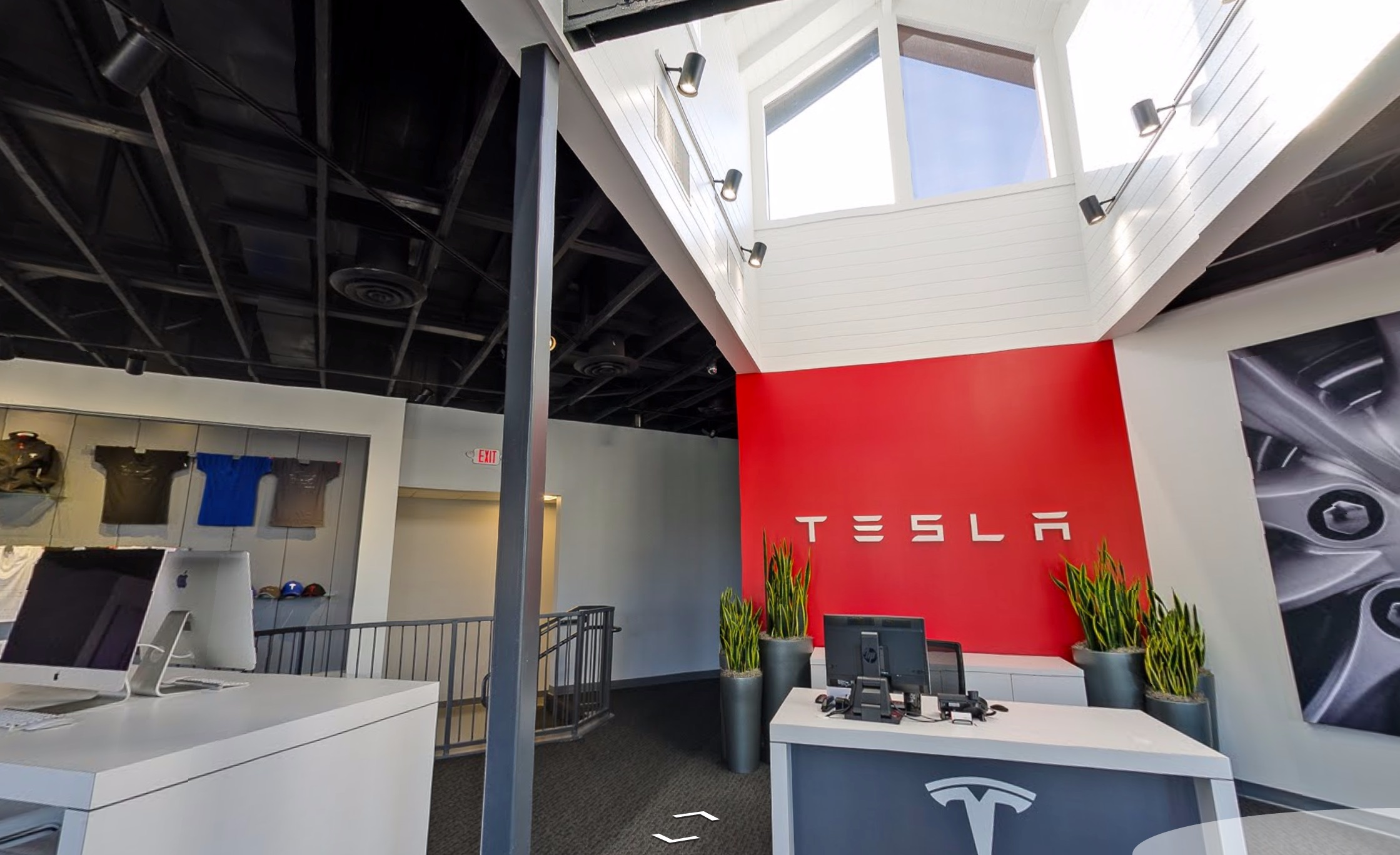 Nashville, TN Tesla Service Center