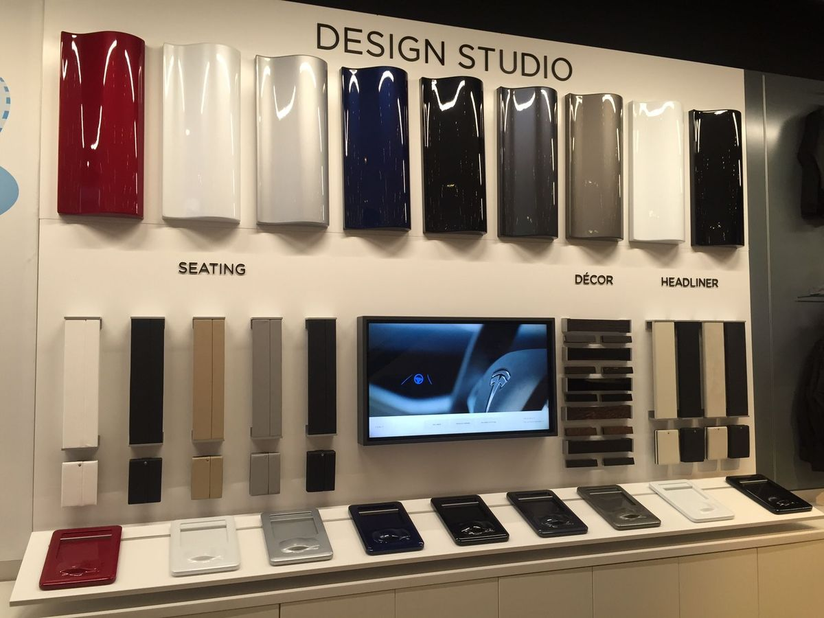 Tesla opens impressive multi level store in sydney australia for Australian design studio