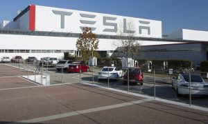 Tesla considering factory in China