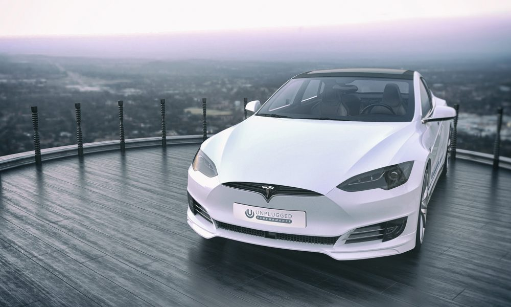 Tesla Model S Refresh Fascia Upgrade By Unplugged Performance