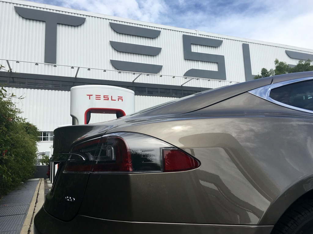 Tesla employee sues the company over harassment