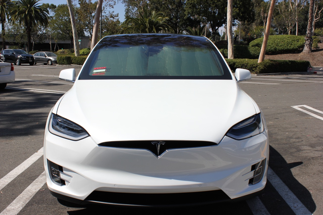 How To Blackout Tesla Model X Windows Using Sunshades By Heatshield