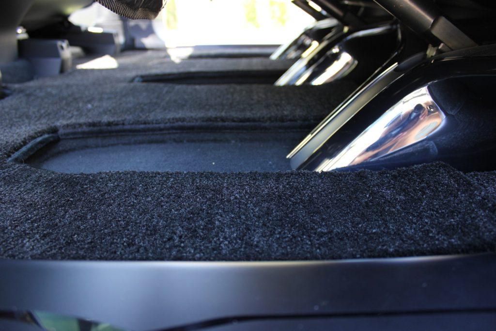 Ultra Plush Tesla Model X Floor Mats By Lloyd
