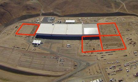 Tesla Gigafactory expansion