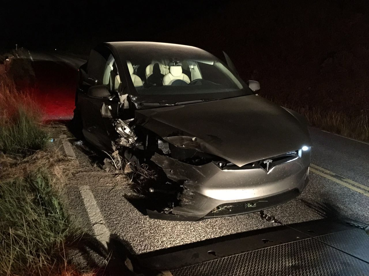 Driver Of Model X Crash In Montana Pens Open Letter To Musk Calls Tesla Drivers Lab Rats Updated