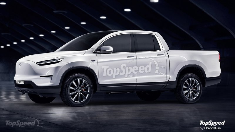 The Very Real Challenge Of A Tesla Pickup Truck