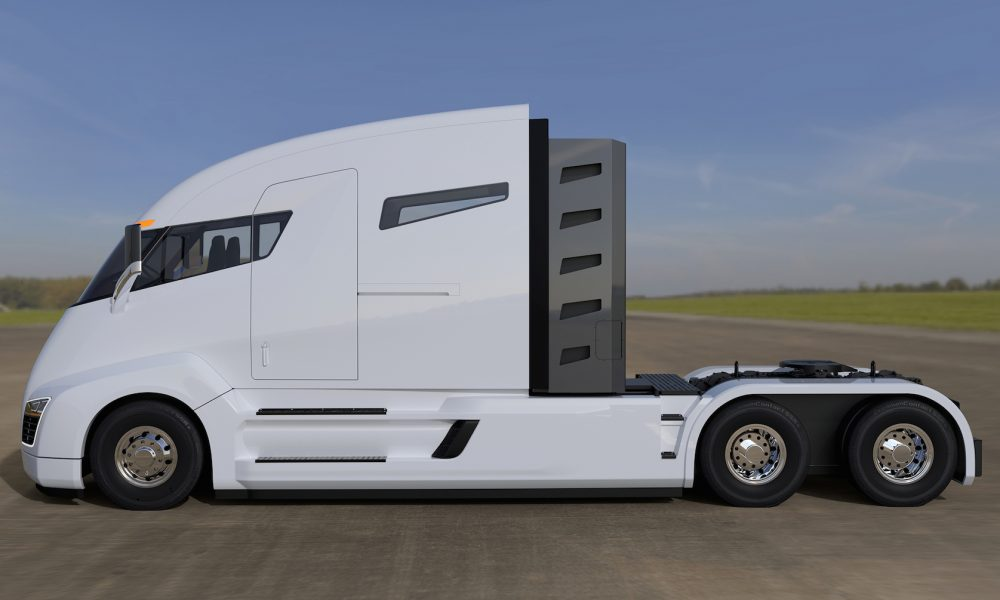 The Tesla Semi Will Shake The Trucking Industry To Its Roots