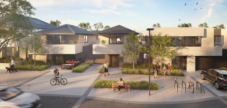 Tesla-town-Yarrabend-Melbourne