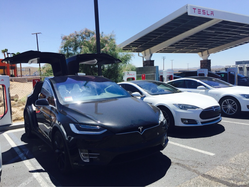 Barstow Supercharger