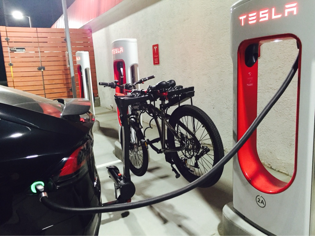 Inyokern Supercharger