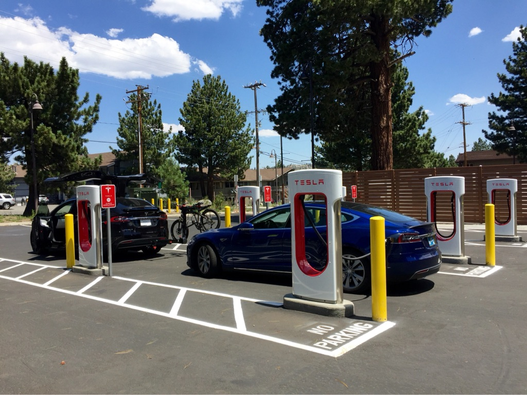 Mammoth Lakes Supercharger