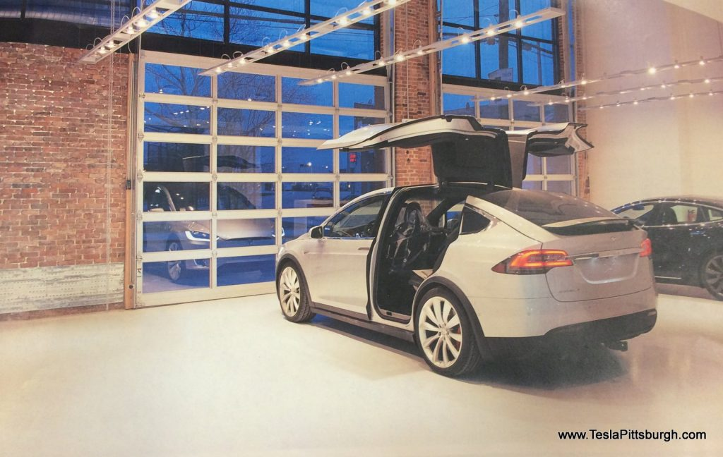 pittsburgh tesla service bay proposal interior