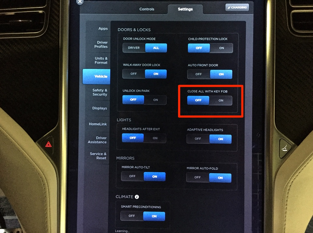 Model-X-Firmware-7-1-Touchscreen-Key-Fob-Doors