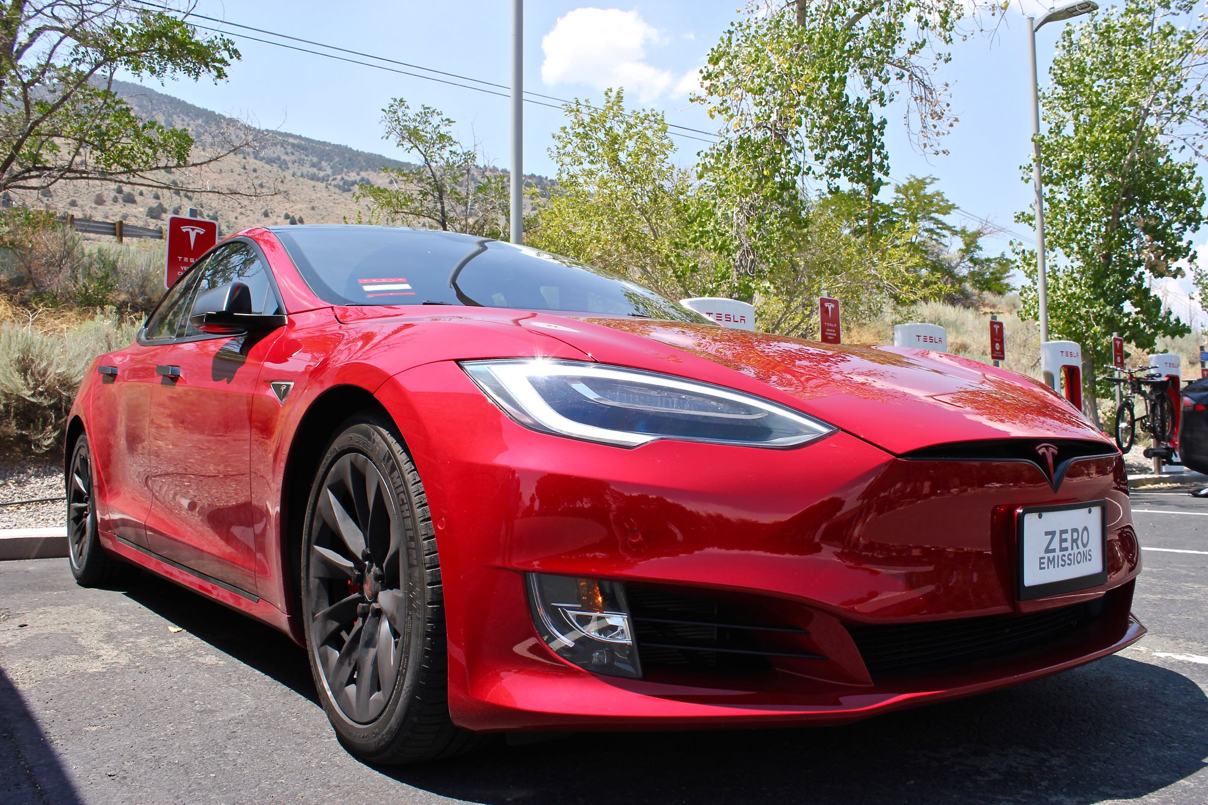 Rent A Tesla >> You Can Now Rent A Tesla Model S From Thrifty When Traveling To