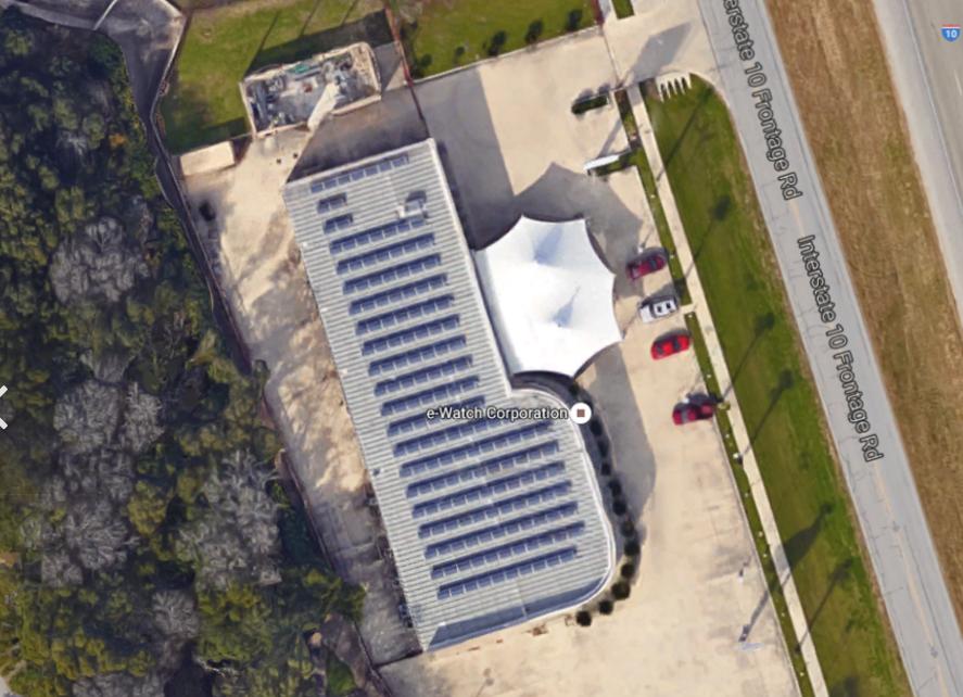 Proposed Tesla showroom in San Antonio via SA Business Joournal