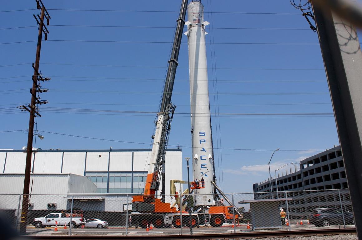 SpaceX-Falcon-9-Hawthorne-1