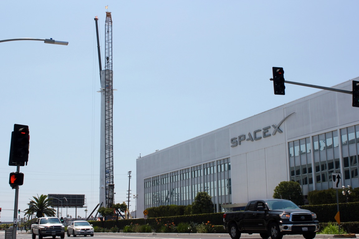 SpaceX-Falcon-9-Hawthorne-3