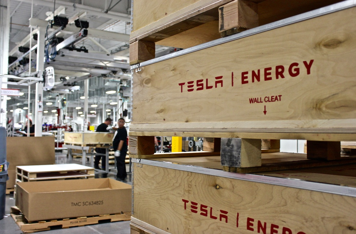 Tesla partner Panasonic says 30% energy density increase in